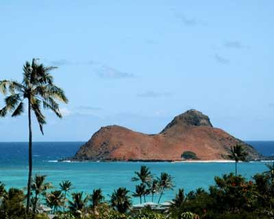Mokolua Island