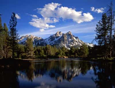 Mount McGown, Idaho