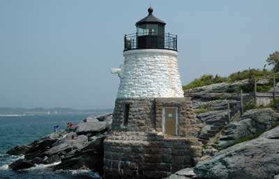 Castl Hill Lighthouse, RI