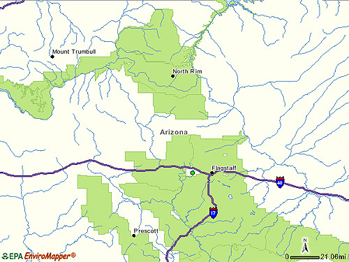 Sedona Area EPA Cleanup Sites
